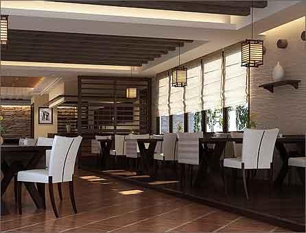 日本和式风格-广州室内装修设计培训